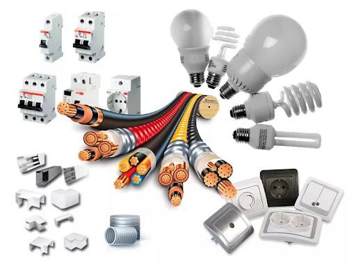товары электрики