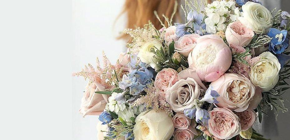 доставки цветов